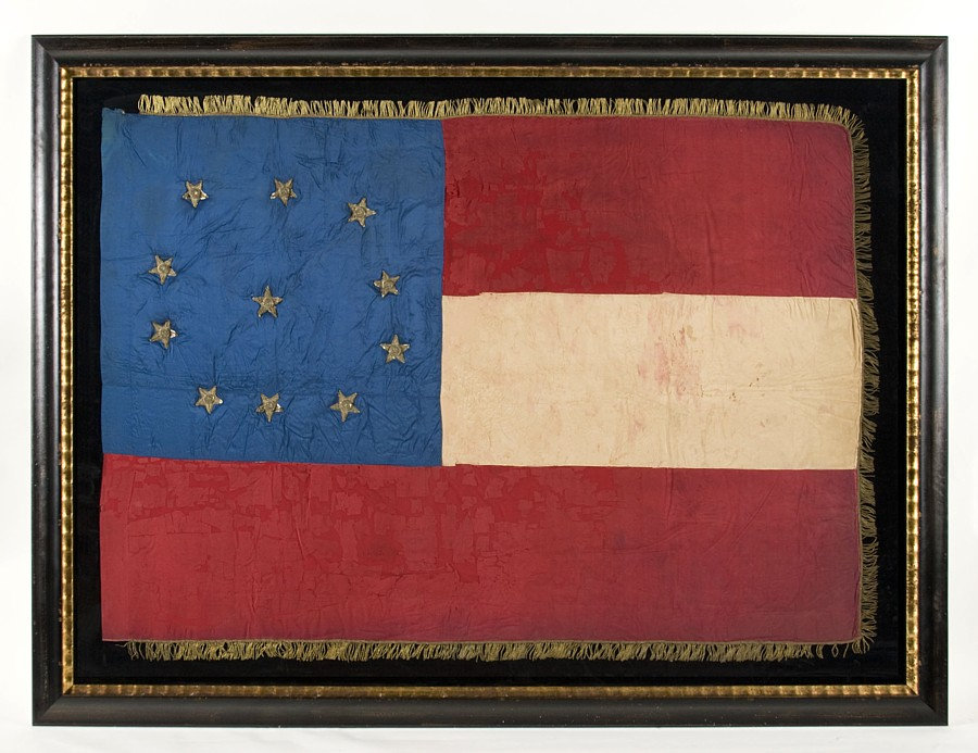 Jeff Bridgman Antique Flags And Painted Furniture The