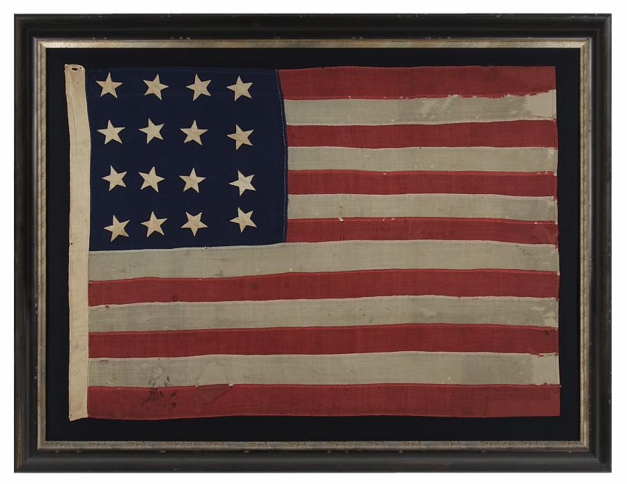 Jeff Bridgman Antique Flags and Painted Furniture - ANTIQUE AMERICAN ...