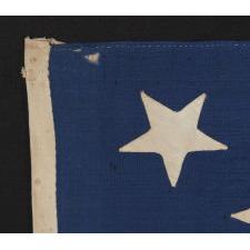 27 STARS, AN EXTREMELY RARE STAR COUNT REFLECTING FLORIDA STATEHOOD, OFFICIAL FOR ONLY ONE YEAR, 1845-46