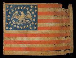 Jeff Bridgman Antique Flags Early